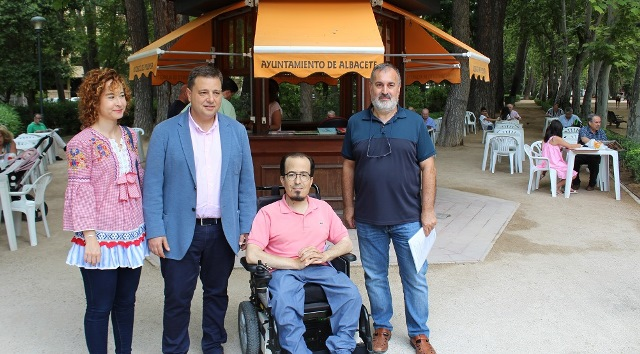 Kioskos municipales de prensa en Albacete para 'refrescar' el verano