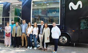 'Box Experience' de Telefónica explica en Albacete la importancia del 5G