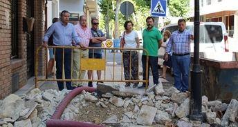 La calle Arquitecto Fernández, en Albacete, también cambiará de aspecto en unas semanas