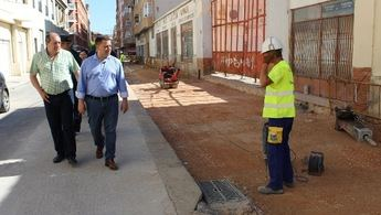 El Ayuntamiento de Albacete mejora la imagen y los servicios del barrio Industria