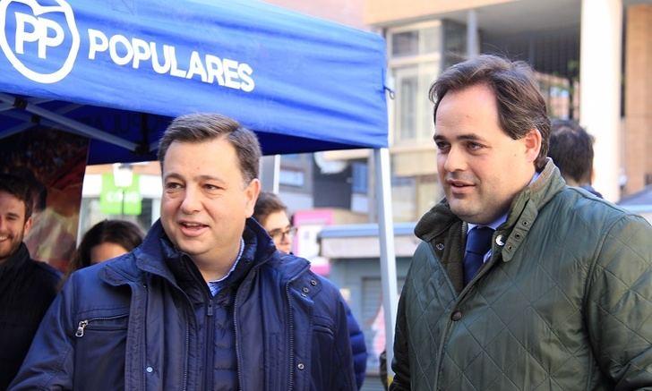 Paco Núñez (PP) dice que España necesita un Gobierno de Casado para devolver la legalidad a Cataluña