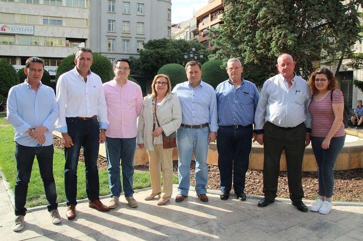 Manuel Serrano (PP) recuerda que su partido es el único que presenta candidatos en todas las pedanías de Albacete
