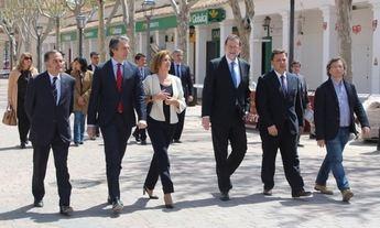 Satisfacción del alcalde de Albacete por el compromiso de Rajoy para invertir en mejorar la ciudad