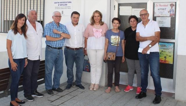 Manuel Serrano anuncia que el PP de Albacete pedirá la construcción de un nuevo centro socio-cultural en el barrio Sepulcro-Bolera
