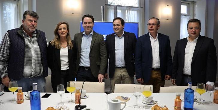 García Egea (PP), en Albacete, señala que la 'traición' de Cs en CLM 'debe pasarles factura'
