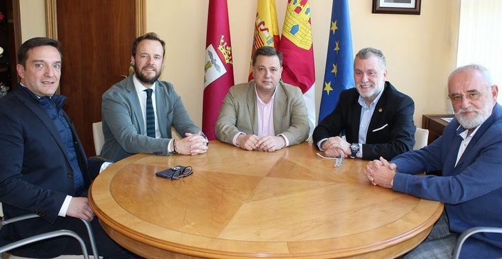 El alcalde de Albacete destaca el compromiso del Ayuntamiento los toros y la feria taurina