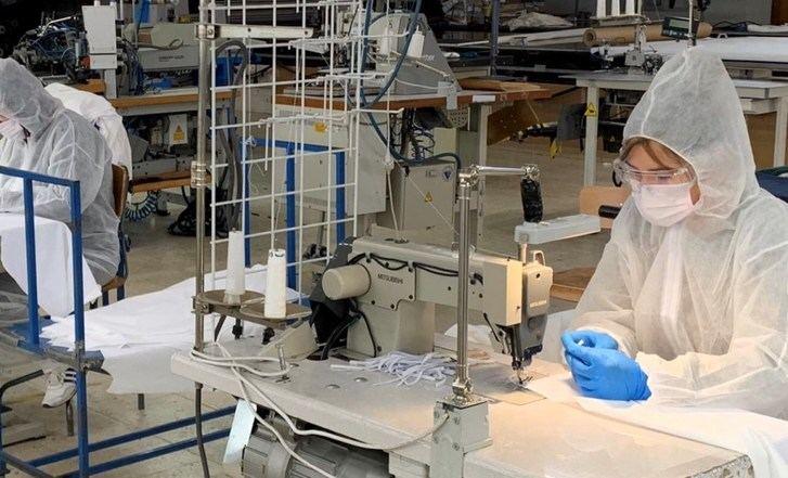 Una empresa de manufacturas de Albacete reabre sus puertas para fabricar equipamiento de uso sanitario