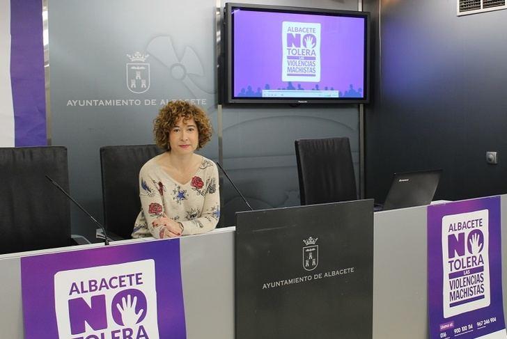 'Albacete no tolera las violencias machistas', campaña de sensibilización que va a desarrollar el Ayuntamiento