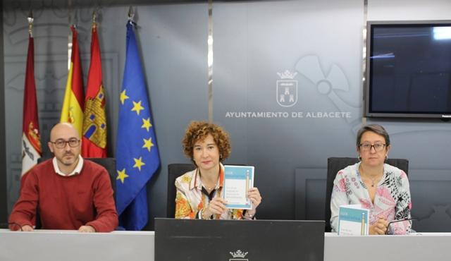 La nueva guía de lenguaje no sexista del Ayuntamiento de Albacete busca avanzar en la igualdad