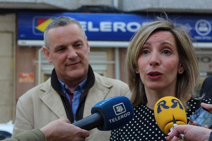 María Dolores Arteaga, candidata por Albacete, reivindica el centrismo de Ciudadanos ante el peligro de los extremistas