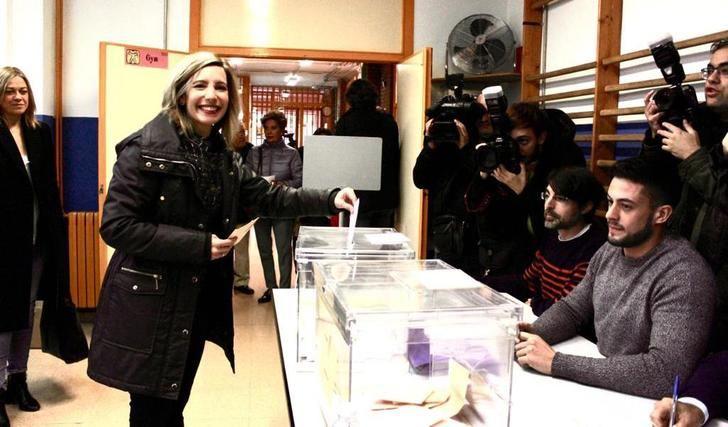 Arteaga (Ciudadanos): 'Una gran participación será una victoria compartida de todos los españoles'