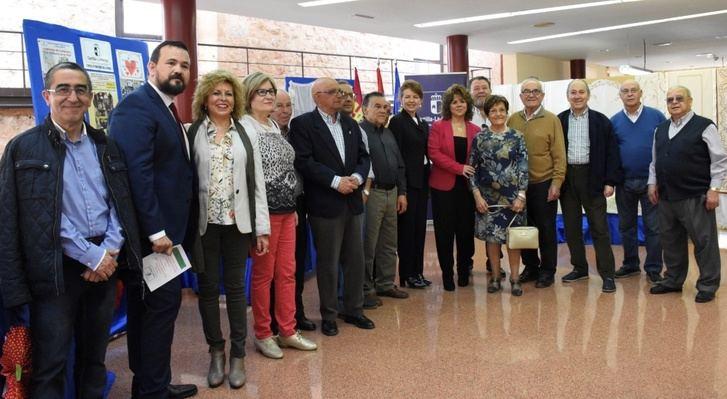 La Junta de Castilla-La Mancha destaca la vitalidad de las personas mayores de La Roda