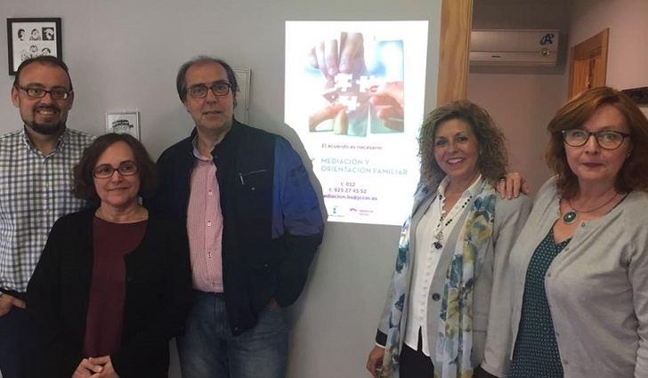 El Programa de Mediación Familiar ha atendido más de 1400 casos durante la Legislatura en la provincia de Albacete
