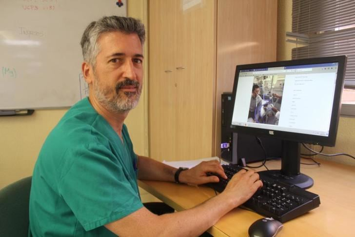 Gonzalo Hernández, médico intensivista del Hospital de Toledo participa en la guía internacional de oxigenoterapia en pacientes críticos