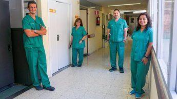 Profesionales del Hospital de Toledo participan en un estudio multicéntrico internacional de pacientes críticos COVID