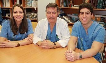 Médicos de Toledo que han realizado el estudio