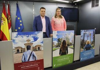 220 personas inscritas en los grupos de trabajo de los Presupuestos Participativos en Albacete