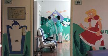 La unidad de trastornos de conducta alimentaria de Albacete humaniza los espacios de hospitalización y hospital de día