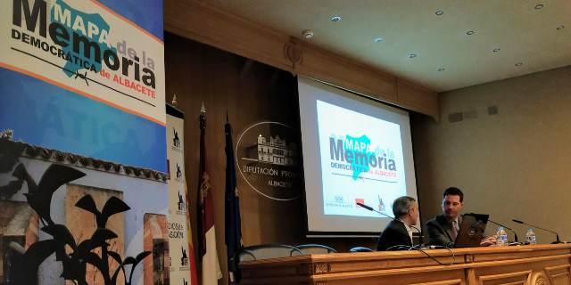 Diputación de Albacete y UCLM desarrollan un portal web en el que se documenta la 'memoria democrática' de la provincia