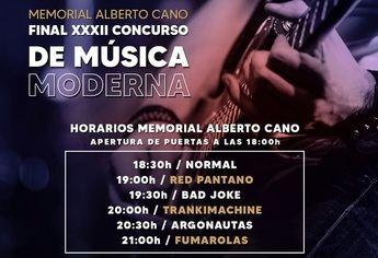La Caseta de los Jardinillos de Albacete acoge este sábado la final de la 32º edición del Memorial 'Alberto Cano'