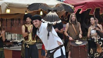 El Mercado Medieval llega de nuevo este jueves día 6 de junio a las calles de Albacete