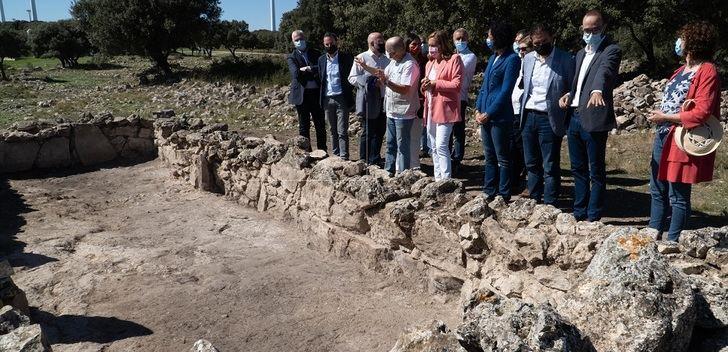 Hallada una mezquita completa del siglo XI en el yacimiento arqueológico de La Graja, en Higueruela (Albacete)