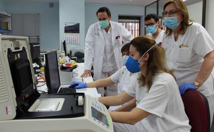 Microbiología de Albacete ha realizado más de 7.000 PCR para diagnóstico de coronavirus