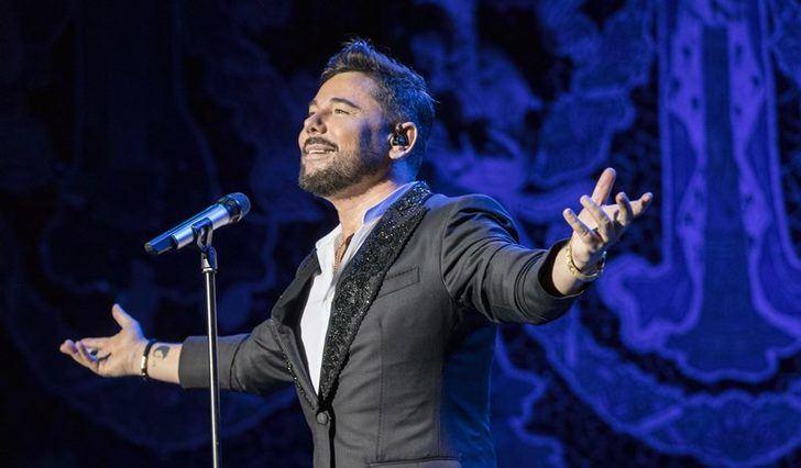 Miguel Poveda llega este domingo con su gira 'En Concierto' a Albacete