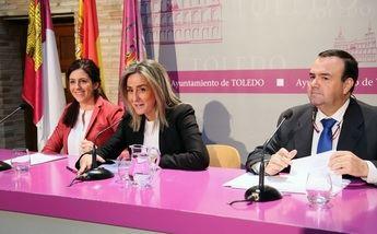 El bulevar del Paseo de la Rosa de Toledo tendrá más árboles y aparcamientos, con una inversión de 1,9 millones