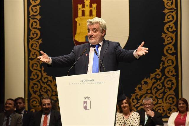 El humorista manchego Millán Salcedo, de 'Martes y Trece', ingresado por un ictus en Sevilla