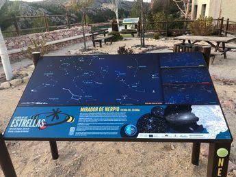 La localidad serrana de Nerpio da un paso más para ser destino turístico 'Starlight'
