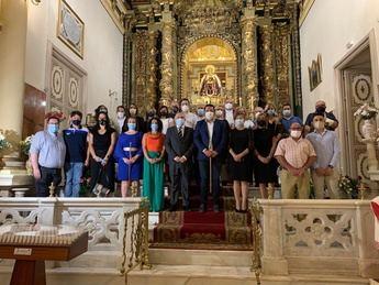 Homenaje en la Sierra de Alcaraz a los muertos por coronavirus