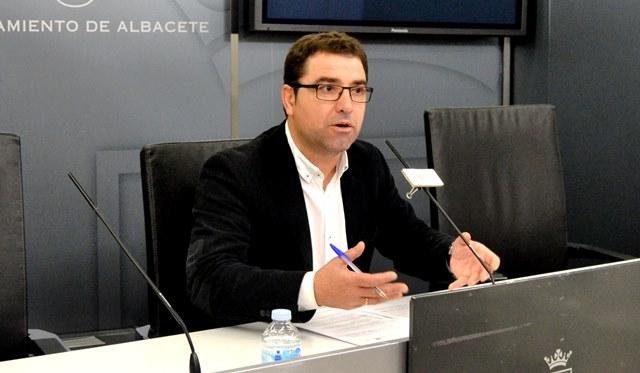 El portavoz actual del PSOE en el Ayuntamiento podría ser uno de los candidatos a la alcaldía.