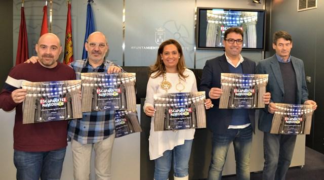 Albacete volverá a tener este año un concurso de decoración de escaparates navideños