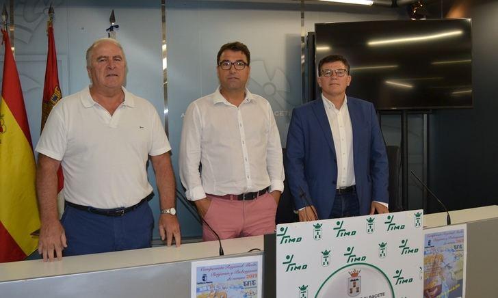 Albacete será sede del Regional de natación en categorías alevín, benjamín y prebenjamín