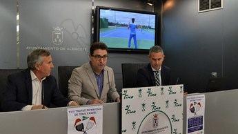 La XVIII edición del Trofeo de Navidad de Albacete de Tenis y Pádel reunirá a 150 participantes