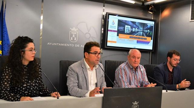 El III Encuentro Mundial de Capitales de la Cuchillería, en Albacete, ya cuenta con su propia página web