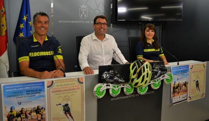 El domingo se celebra el II Maratón Roller 'Ciudad de Albacete'