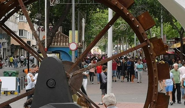 Detenida un hombre por vender cocaína en la Feria de Albacete y otros tres por robar las máquinas de zona azul
