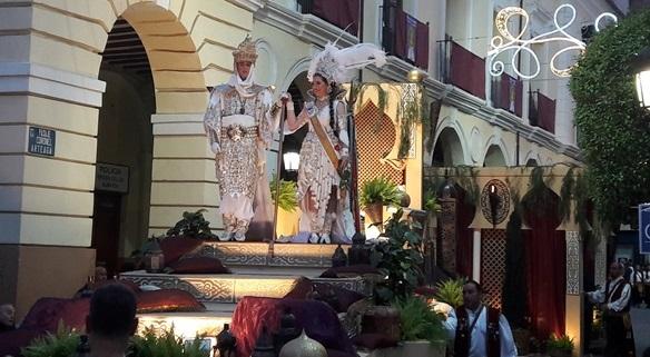 La fiesta de Moros y Cristianos de Almansa busca la Declaración de Interés Turístico Internacional