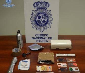 Dos detenidos en Albacete por tentativa de estafa por el procedimiento de los 'billetes tintados'