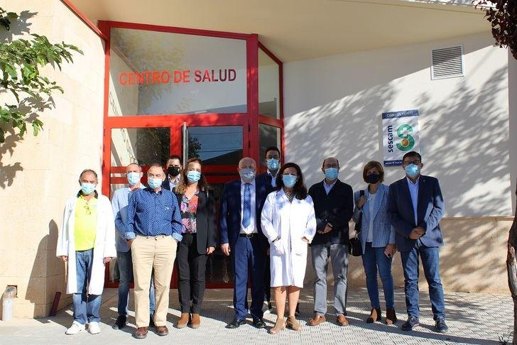 Motilleja (Albacete) ya dispone del Consultorio de Atención Primaria y de la ampliación del CRA 'Los Pinares de La Manchuela'