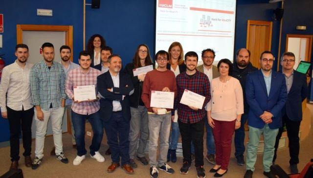 Ingeniería Informática de Albacete entrega los premios de la competición para mejorar la movilidad en Albacete