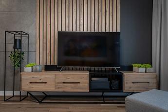Cómo elegir un mueble de TV para tu salón