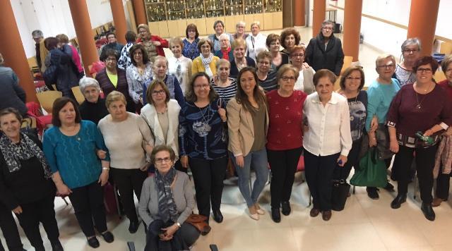 Conferencia sobre igualdad en la Asociación de Mujeres de 'El Pilar' de Albacete
