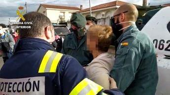 La Guardia Civil localiza a una mujer desaparecida desde esta madrugada en El Casar de Escalona (Toledo)
