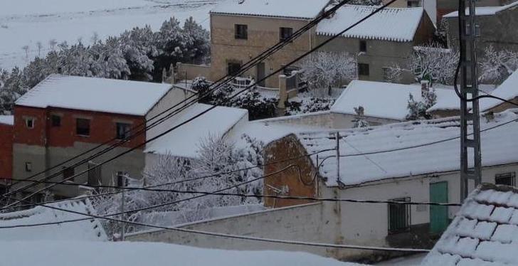 Más de 21.400 alumnos de Castilla-La Mancha se quedaronn sin clase por el temporal