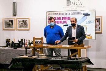 El Museo de la Cuchillería de Albacete conjugó queso artesano y el Día Internacional de los Museos y Sitios