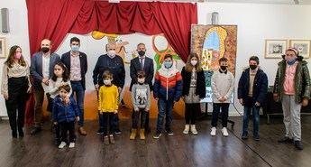 """El Museo de la Cuchillería entrega los premios de su XVIII Concurso de Dibujo Infantil sobre Cuchillería """"Amós Núñez"""""""