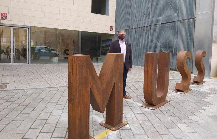 Hellín inaugura el domingo el MUSS, con 2.000 m2 de exposiciones dedicadas a su Semana Santa, arqueología y etnografía